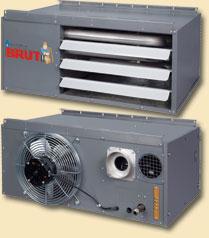 Brut Unit Heater Mechanical Equipment Sales Co