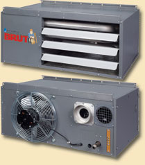 Brut Unit Heater Mechanical Equipment Sales Co